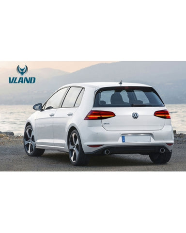 Vland Tail Lights For VW Volkswagen Golf 7 MK7/GTI/R 2015-2018