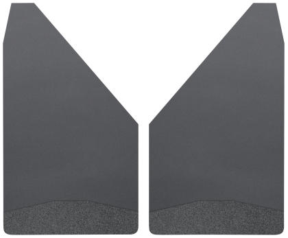 Husky Liners 05-15 Dodge Ram 1500/2500 Mud Flaps - Textured Matte Black