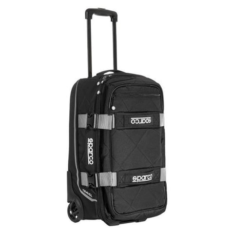 Sparco Travel Bag BLK/SIL