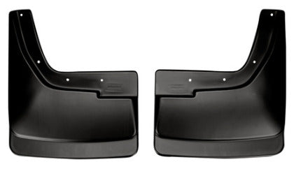 Husky Liners 94-02 Dodge Ram Dually Custom-Molded Rear Mud Guards