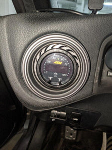 3D printed Vent Gauge Mount (Fits 52mm Gauges ) FRS BRZ 86  (Turbine Edition) - GUMOTORSPORT