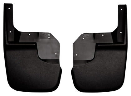 Husky Liners 07-12 Jeep Wrangler JK Custom-Molded Front Mud Guards