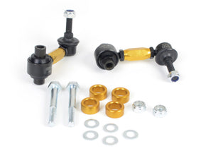 Whiteline 12+ Subaru BRZ / 12+ Scion FR-S / 12+ Toyota 86 Rear Adj X H/D Sway Bar - EndLink Assembly