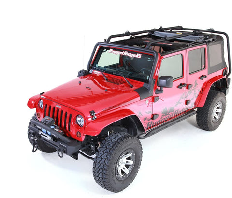 Rugged Ridge Roof Rack 07-18 Jeep 4-Door Jeep Wrangler