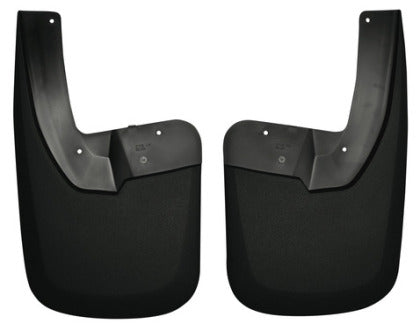 Husky Liners 09-12 Ram 1500/2500/3500 Reg/Quad/Crew/Mega Cab Custom-Molded Rear Mud Guard (w/Flare)