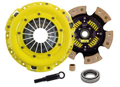 ACT 2003 Nissan 350Z HD/Race Sprung 6 Pad Clutch Kit - GUMOTORSPORT