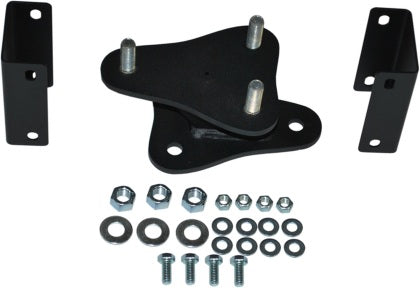 MBRP 97-06 Jeep Wrangler TJ Spare Tire Bracket Kit