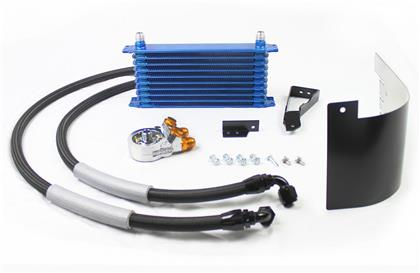 GReddy 2017+ Honda Civic Type-R NS1010G 10 Row Oil Cooler Kit
