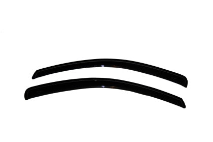 AVS 97-03 Ford F-150 Standard Cab Ventvisor Outside Mount Window Deflectors 2pc - Smoke