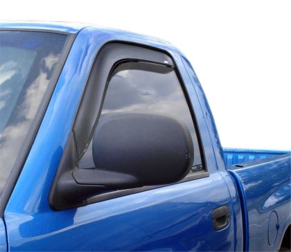 AVS 94-01 Dodge RAM 1500 (Excl. Towing Mirror) Ventvisor In-Channel Window Deflectors 2pc - Smoke