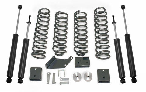 MaxTrac 07-18 Jeep Wrangler JK 2WD/4WD 3in/3in Coil Lift Kit w/MaxTrac Shocks