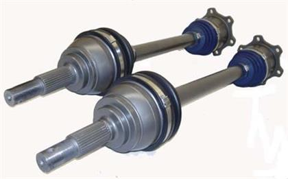 Driveshaft Shop Nissan 2003-2008 350Z / G35 500HP Level 2 Axle - Left