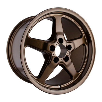 Race Star 92 Drag Star 17x10.50 5x4.50bc 7.63bs Matte Bronze Wheel