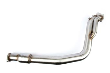 GrimmSpeed 02-05 WRX/04+ STi/04-08 FXT Downpipe 3in Catted