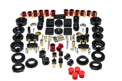Energy Suspension 18+ Jeep Wrangler JL Rubicon Black Rock-Flex Ultimate 2in Lift System Set