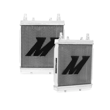 Mishimoto 2016+ Chevrolet Camaro SS or HD Cooling Package Performance Aux Aluminum Radiators