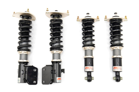 BC Racing BR Coilovers Extreme Low 9k Front / 9k Rear - Subaru WRX / STI 2015+