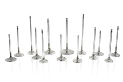 Ferrea Mitsubishi 4G63/4G63T 34mm 6.57mm 20 Deg S-Flo Stock 6000 Series Intake Valve - Set of 8
