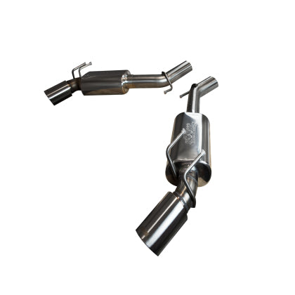 Kooks 10-15 Chevy Camaro SS 2 1/2in OEM Style Axle-back Exhaust