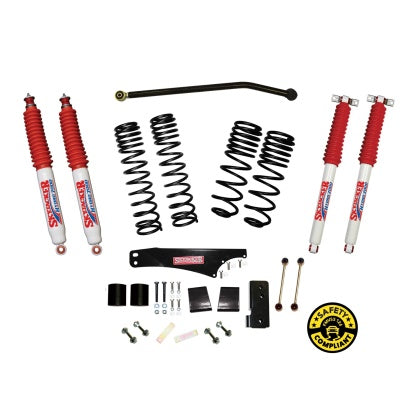 Skyjacker 2007-2018 Jeep Wrangler (JK) Suspension Lift Kit w/ Hydro Shocks