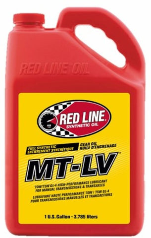 Red Line MTLV 70W75 GL-4 1 Gallon