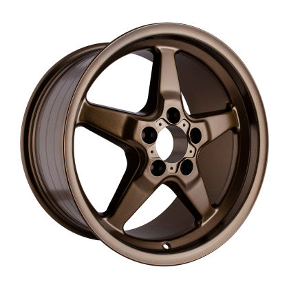 Race Star 92 Drag Star 17x9.50 5x4.50bc 6.88bs Matte Bronze Wheel