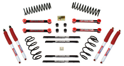 Skyjacker 1997-2006 Jeep Wrangler (TJ) Suspension Lift Kit w/ Shock
