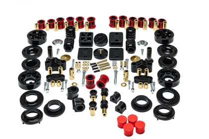 Energy Suspension 18+ Jeep Wrangler JL Sport/Sahara Black Rock-Flex Ultimate 2in Lift System Set