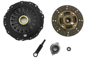 Competition Clutch Stage 2 Steelback Brass Plus Clutch Kit - Subaru STI 2004+