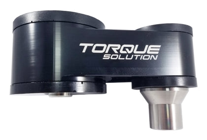 Torque Solution Billet Rear Engine Mount 2014+ Ford Fiesta ST