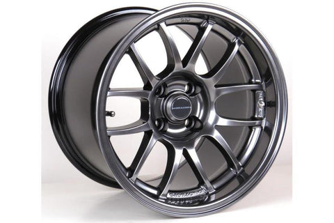 949 Racing 6UL 17x9 +40 5x100 Beryllium OR Bronze - Universal - GUMOTORSPORT
