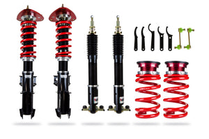 Pedders Extreme Xa Coilover Kit 2015+ Ford Mustang S550 Includes Plates