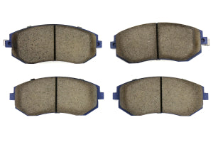 DBA SP500 Front Brake Pads - Subaru Models (inc. 2003-2005 WRX / 2003-2010 Forester)