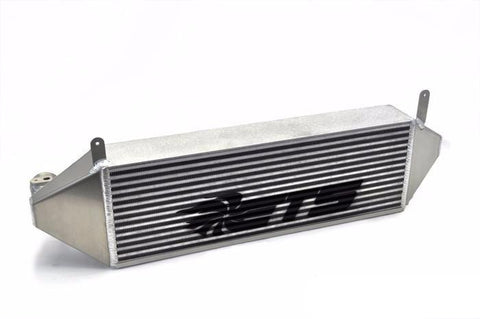 ETS Front Mount Intercooler Silver Core w/ Logo - Ford Focus RS 2016 - 2018