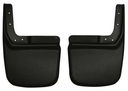 Husky Liners 07-12 Jeep Wrangler (Base/Unlimited) Custom-Molded Rear Mud Guards