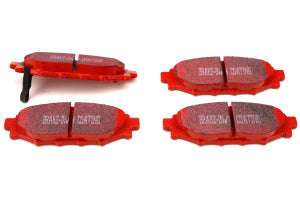 EBC Brakes Redstuff Ceramic Rear Brake Pads - Subaru Models (inc. 2013+ BRZ / 2009+ Forester)
