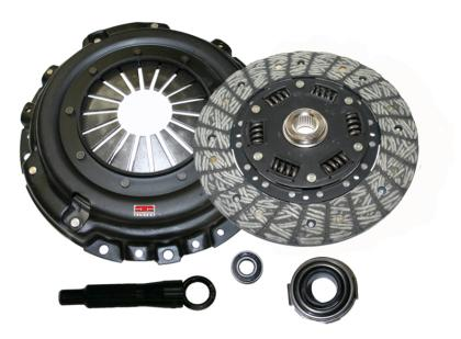 Comp Clutch 2008-2010 Mitsubishi Lancer Evo 10 Stage 2 - Steelback Brass Plus Clutch Kit