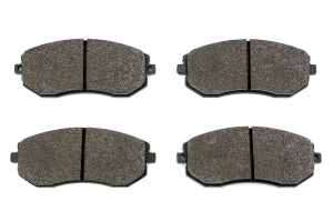 Hawk HP Plus Front Brake Pads - Subaru Models (inc. 2003-2005 WRX / 2003-2010 Forester)