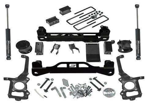 Superlift 15-20 Ford F-150 4WD 4.5in Lift Kit w/ Superlift Rear Shocks