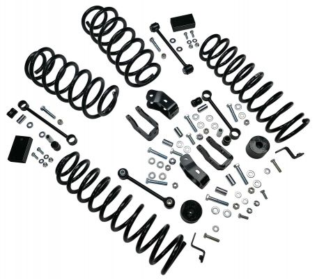 Superlift 18-20 Jeep Wrangler JL Unlimited 2.5in Lift Kit Including Rubicon w/ Shock Extensions
