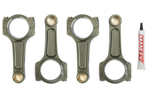 Manley Performance Pro Series Turbo Tuff I-Beam Connecting Rod Set - Subaru WRX 2002-2005 / STi 2004+