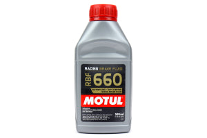 Motul RBF660 Racing DOT 4 Synthetic Brake Fluid 500ml - Universal - GUMOTORSPORT