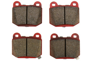 DBA XP650 Track Performance Rear Brake Pads - Subaru STI 2004-2017 / Mitsubishi Evo / OEM Brembo Applications