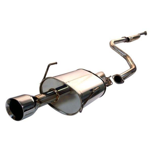 Revel Medallion Touring-S Catback Exhaust 96-00 Honda Civic Coupe Si / Sedan EX