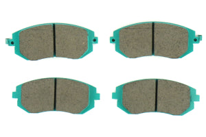 Project Mu Type NS Brake Pads Front - Subaru Models (inc. 2003-2005 WRX / 2003-2010 Forester)
