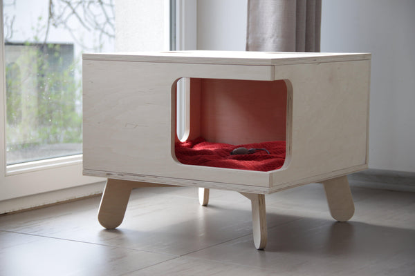 FurrrTable - Table with cat bed - skleia.com