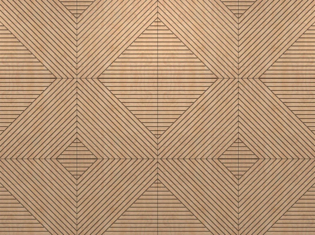 Orion - Large Wood Wall Panels - Wall Art Décor - skleia.com - handmade ergonomic ecologic plywood furniture