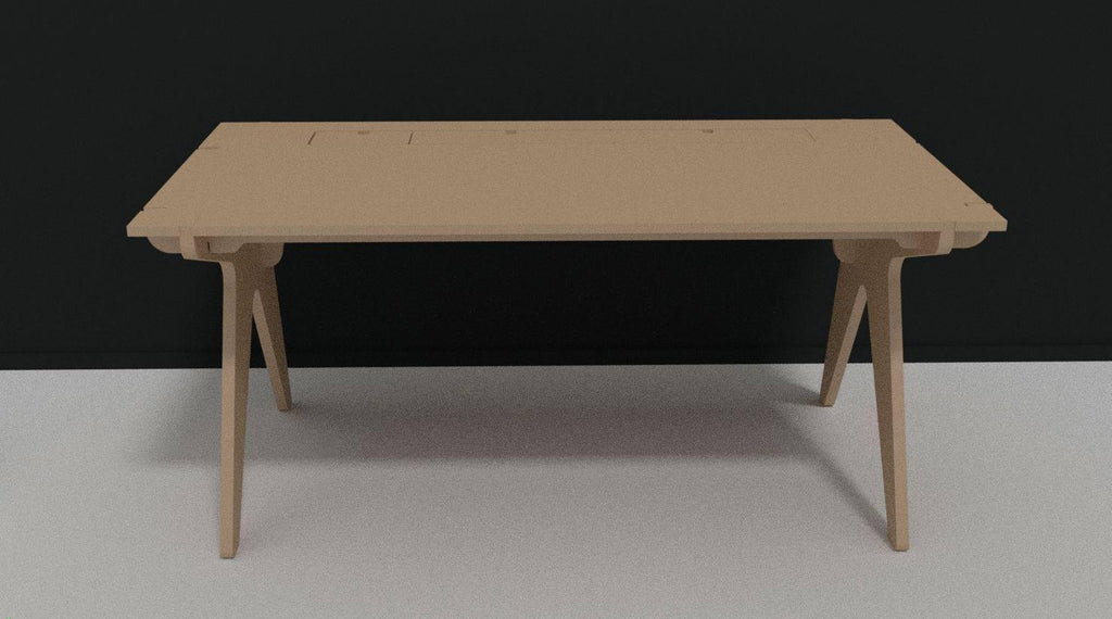 Gaming Desk with Storage - skleia.com