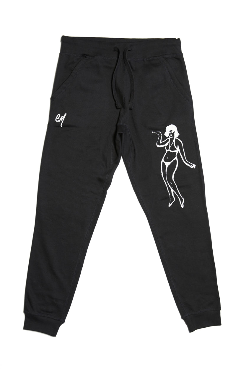 CM Sweats Black
