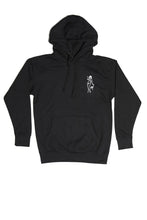 Load image into Gallery viewer, CM Hooded Sweater Black